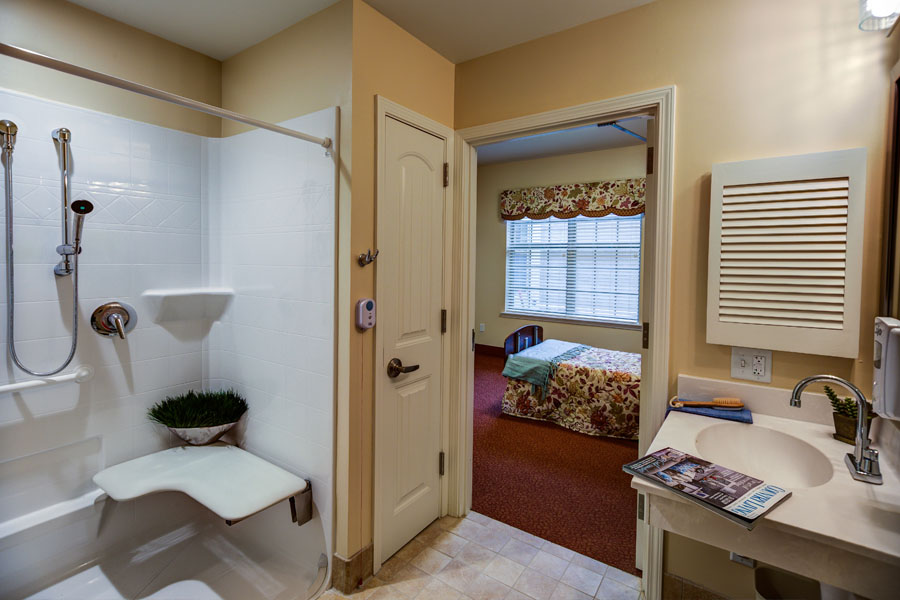 Assisted Living (View of Facilities)