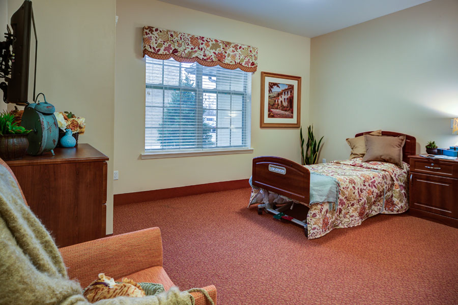 Assisted Living (View of Room)