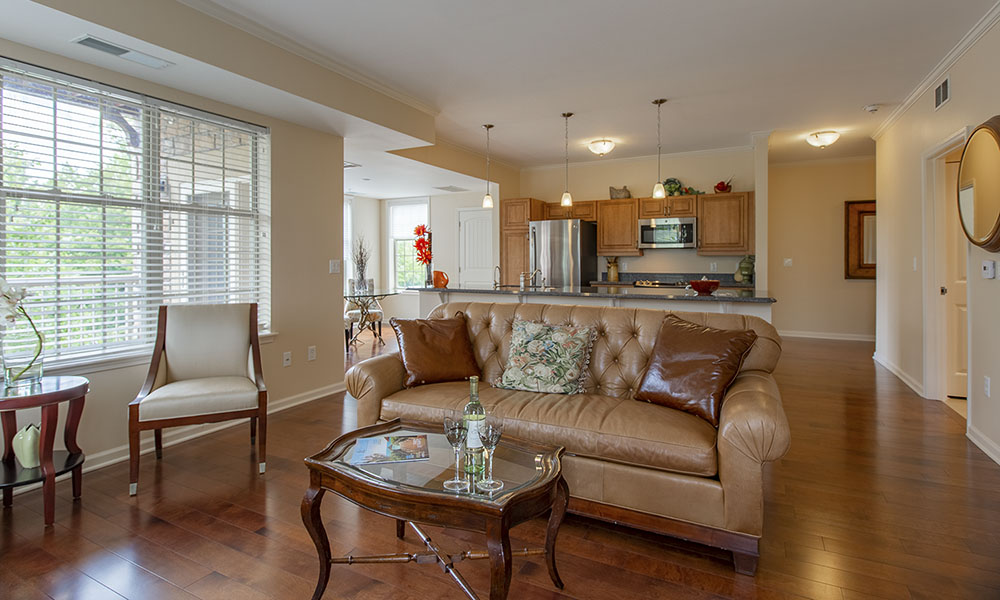 Barrington Independent Living Apartment