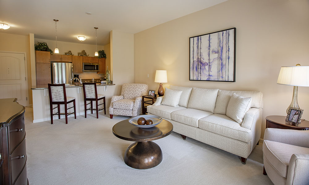 Barrington Independent Living Apartment